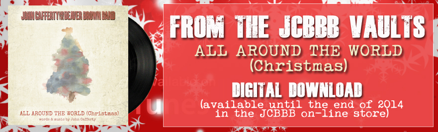 John Cafferty Christmas Album Available